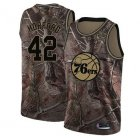 Cheap 76ers #42 Al Horford Camo Basketball Swingman Realtree Collection Jersey