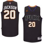 Cheap Phoenix Suns #20 Josh Jackson Black Alternate Stitched NBA Jersey