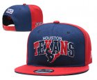 Cheap Texans Team Logo Navy Red 100th 2002 Anniversary Adjustable Hat YD