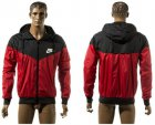 Cheap Nike Soccer Jackets Red/Black