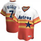 Cheap Houston Astros #7 Craig Biggio Nike Home Cooperstown Collection Player MLB Jersey White