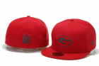 Cheap Green Bay Packers fitted hats 09
