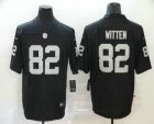 Cheap Youth Las Vegas Raiders #82 Jason Witten Black 2020 Vapor Untouchable Stitched NFL Nike Limited Jersey