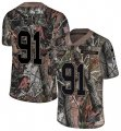 Cheap Nike Eagles #91 Fletcher Cox Camo Men's Stitched NFL Limited Rush Realtree Jersey