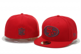 Cheap San Francisco 49ers fitted hats18