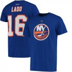 Cheap New York Islanders #16 Andrew Ladd Reebok Name & Number T-Shirt Royal