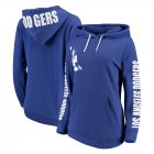 Cheap Los Angeles Dodgers G-III 4Her by Carl Banks Women's 12th Inning Pullover Hoodie Royal