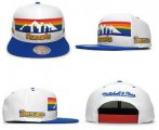 Cheap NBA Denver Nuggets Adjustable Snapback Cap SJ3898
