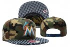 Cheap Miami Marlins Snapbacks YD003