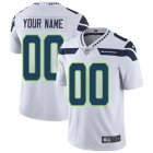 Cheap Nike Seattle Seahawks Customized White Stitched Vapor Untouchable Limited Men's NFL Jersey