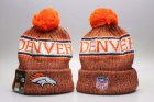 Cheap Denver Broncos YP Beanie 5