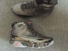 Cheap Air Jordan 9 Retro Bred Black/university red