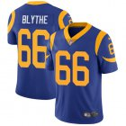 Cheap Nike Rams #66 Austin Blythe Royal Blue Alternate Youth Stitched NFL Vapor Untouchable Limited Jersey