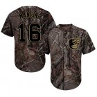 Cheap Orioles #16 Trey Mancini Camo Realtree Collection Cool Base Stitched MLB Jersey