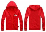 Cheap Nike Denver Broncos Authentic Logo Hoodie Red