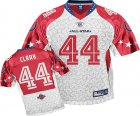 Cheap Colts #44 Dallas Clark Red 2010 Pro Bowl Stitched NFL Jersey