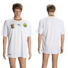 Cheap Cameroon Blank Away Soccer Country Jersey
