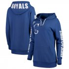 Cheap Kansas City Royals G-III 4Her by Carl Banks Women's 12th Inning Pullover Hoodie Royal
