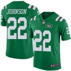 Cheap Nike Jets #22 Trumaine Johnson Green Youth Stitched NFL Limited Rush Jersey