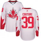 Cheap Team Canada #39 Logan Couture White 2016 World Cup Stitched Youth NHL Jersey