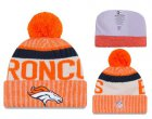 Cheap NFL Denver Broncos Logo Stitched Knit Beanies 001