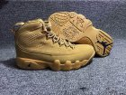 Cheap Air Jordan 9 Retro Shoes Tan/Black