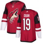 Cheap Adidas Coyotes #19 Shane Doan Maroon Home Authentic Stitched Youth NHL Jersey