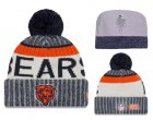 Cheap NFL Chicago Bears Logo Stitched Knit Beanies 006