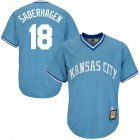Cheap Nike Royals Blank Royal Authentic Cooperstown Collection Stitched MLB Jersey