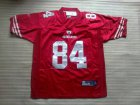 Cheap 49ers #84 Randy Moss Red Stitched NFL Jersey