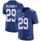 Cheap Nike Giants #29 Xavier McKinney Royal Blue Team Color Youth Stitched NFL Vapor Untouchable Limited Jersey