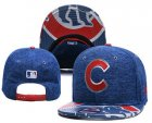 Cheap MLB Chicago Cubs Snapback Ajustable Cap Hat YD