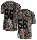 Cheap Nike Chargers #56 Kenneth Murray Jr Camo Youth Stitched NFL Limited Rush Realtree Jersey