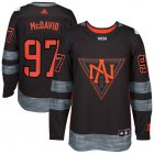 Cheap Team North America #97 Connor McDavid Black 2016 World Cup Stitched NHL Jersey