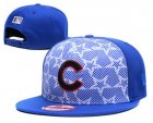 Cheap MLB Chicago Cubs Snapback Ajustable Cap Hat GS 8