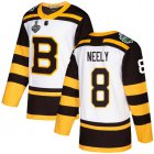 Cheap Adidas Bruins #8 Cam Neely White Authentic 2019 Winter Classic Stanley Cup Final Bound Youth Stitched NHL Jersey