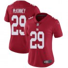 Cheap Nike Giants #29 Xavier McKinney Red Women's Stitched NFL Limited Inverted Legend Jersey