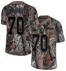 Cheap Nike Titans #70 Ty Sambrailo Camo Youth Stitched NFL Limited Rush Realtree Jersey