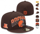 Cheap Browns fitted hats