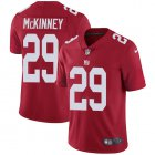 Cheap Nike Giants #29 Xavier McKinney Red Alternate Youth Stitched NFL Vapor Untouchable Limited Jersey