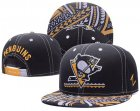 Cheap NHL Pittsburgh Penguins Stitched Snapback Hats 004