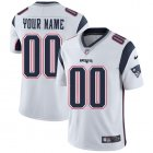 Cheap Nike New England Patriots Customized White Stitched Vapor Untouchable Limited Men's NFL Jersey