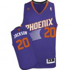 Cheap Phoenix Suns #20 Josh Jackson Purple Road Stitched NBA Jersey