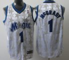 Cheap Orlando Magic #1 Tracy McGrady White All-Star Jersey