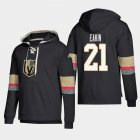 Cheap Vegas Golden Knights #21 Cody Eakin Black adidas Lace-Up Pullover Hoodie