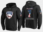 Cheap Panthers #7 Colton Sceviour NHL Banner Wave Usa Flag Black Hoodie