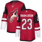 Cheap Adidas Coyotes #23 Oliver Ekman-Larsson Maroon Home Authentic Stitched Youth NHL Jersey