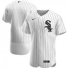 Cheap Chicago White Sox Men's Nike White Home 2020 Authentic Official Team MLB Jersey