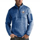 Cheap New York Islanders Antigua Fortune Quarter-Zip Pullover Jacket Blue
