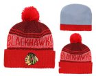 Cheap NHL CHICAGO BLACKHAWKS Beanies